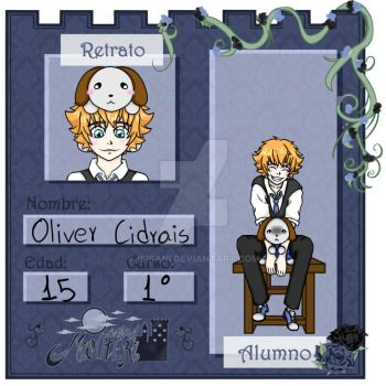 Oliver Cidrais by Isisani