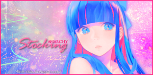 Signature - Anarchy Stocking by 4lice-chiin