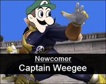 Captain Weegee by ShyGamer