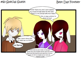 #60 - Special Guest - Best Day Forever by J-M-X-P