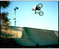 Mark Webb - Nose Down 360 by skandy32