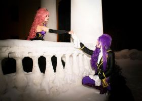Vocaloid: Give me your hand by Nai-najo