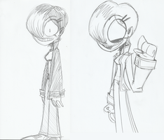 Dee Concept Sketches by A-u-t-o