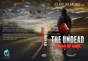 Book Cover - The Undead Playing for Keeps by AlexandriaDior