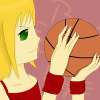 Emy, Basketball For Life by mira00000