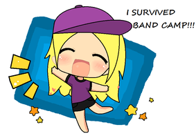 Band Camp by xxDinoCupcakezxx