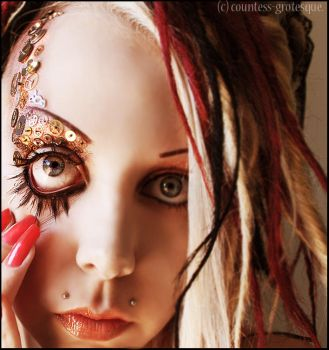 I see like clockwork (pic from the vaults) by Countess-Grotesque