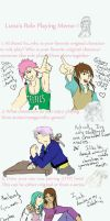 Role Playing Meme by The-Pink-Baka
