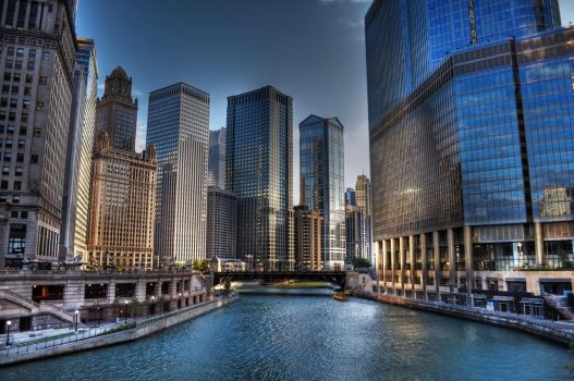 Chicago by nickhanson