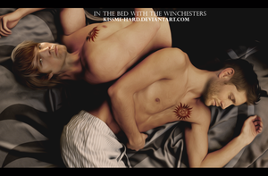 In The Bed With The Winchesters by KissMe-Hard