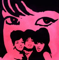 the Ronettes by louuu