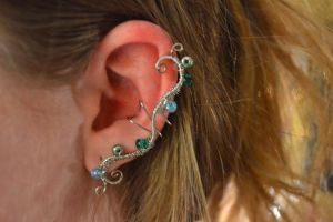 Ear Cuff by Cicilicious