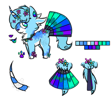 Caudaeri Adopt 7 [Auction - Closed] by GeXeHeNNa