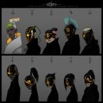 Solaris- Assassin line up by Tyshea