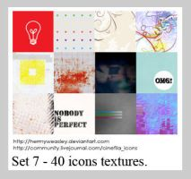40 Icon  Textures by hermyweasley
