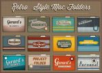 Retro Mac Folders by OG-1