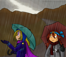 Rain Over Me by TwilightKirby