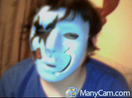Me in my J3T Mask by ZOMBEHSRKEWL