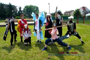 Naruto group by StudioFeniceImport