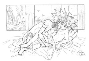 YGO: Let Me Kiss You Now by HazuraSinner
