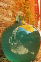 Alchemist's Carboy by EarthHart