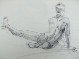 Here is another figure drawing by Zaphy1415926