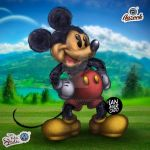 terminado el mickey mouse by aazeck