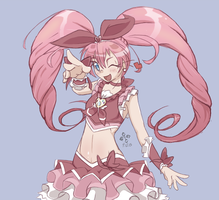 Cure Melody by Uggybug