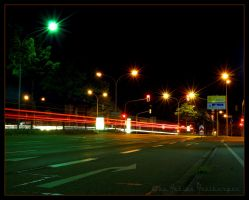 Night - Traffic by Fabi-FR