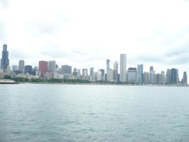 Chicago by Pictwii