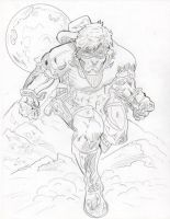 lone ranger pencils by kanderson137