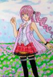 Serah Farron: A flower among flowers by dagga19
