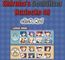 Shiruba's SS Nuzlocke 48 VS. Kanto by Shiruba-Wakahisa