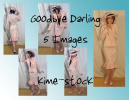 Goodbye Darling 2 by kime-stock