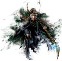 Loki. Dispersion. by Moonicee