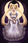 - Princess Serenity - by Cloudnixus