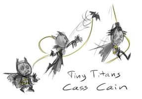Cass Doodle by Malisteen