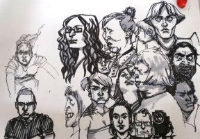doodles by Accolay