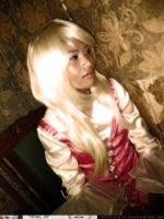 Dream Of Doll Dress Cosplay by rosetippedpen