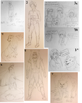 Dungeons and Dragons Sketch Dump 2 by WinterWolf10