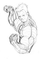 Colossus the Cute by cold-summer-nights