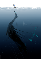 deep sea by Ganym0
