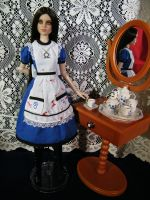 Custom Alice Tonner Doll by EngelMech