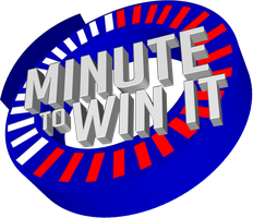 Minute To Win It (fanmade logo) by MigsGarcia5127