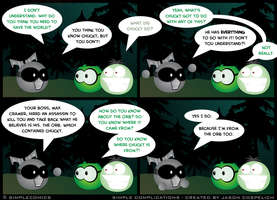 SC468 - Operation: Yellow 18 by simpleCOMICS