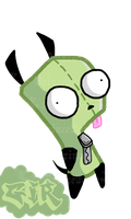Gir Colored by PrinceFang