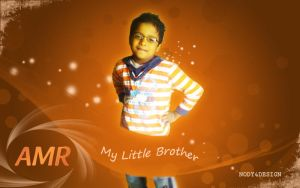 AMR'my little brother' by NODY4DESIGN