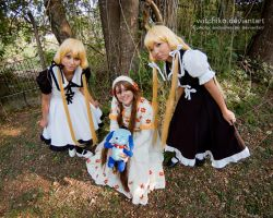 Kobato Group:::: by Witchiko