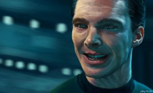 Star Trek Into Darkness: Khan by Oatsprite