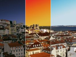 3 Lisbon 1 City by bisiobisio
